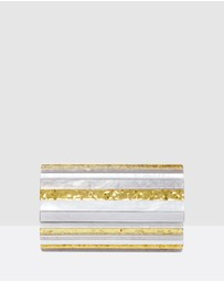 Forever New - Kellie Foldover Clutch