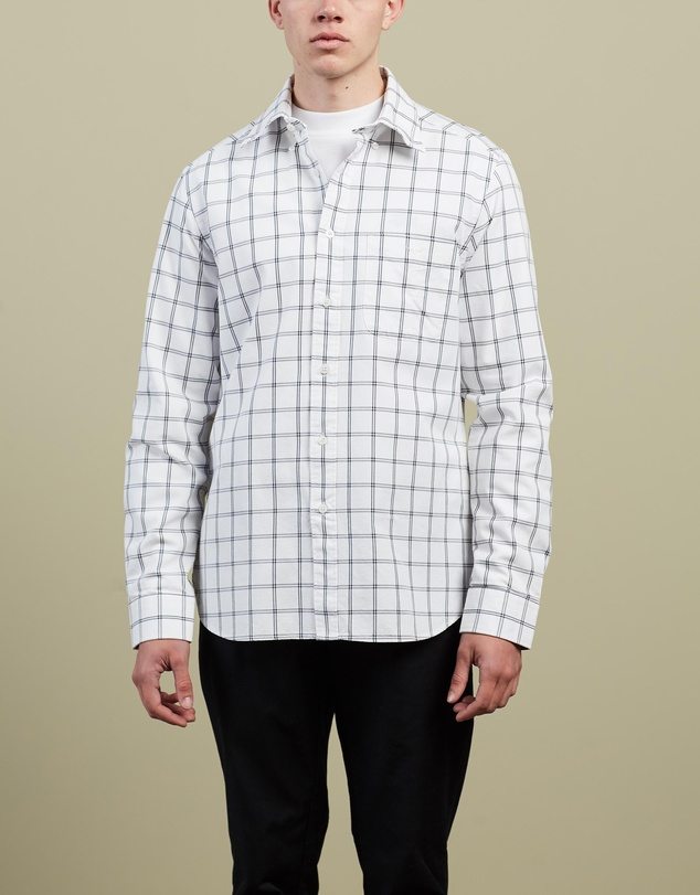 Men Jervis Button Down Shirt