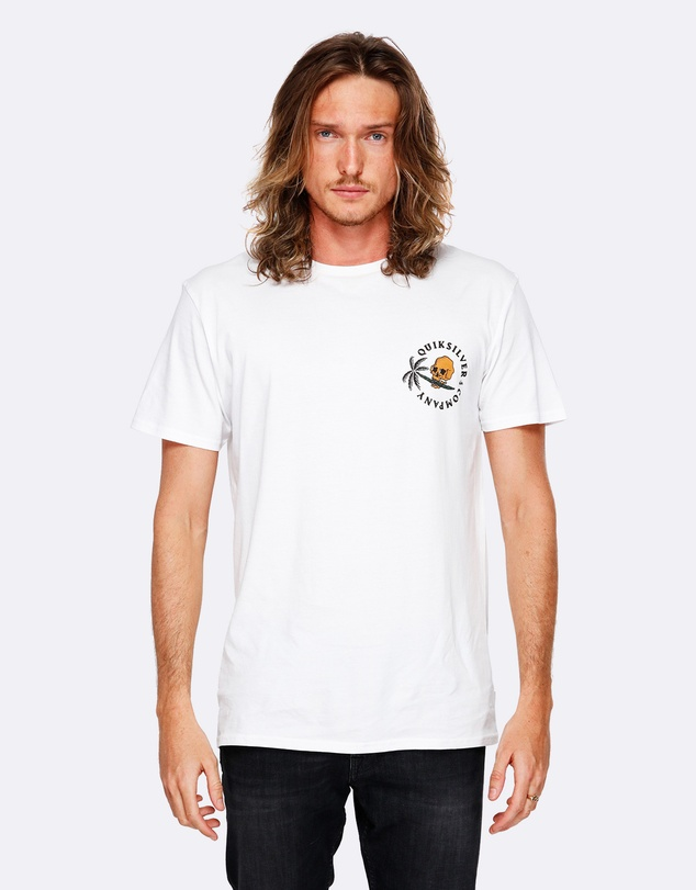 Quiksilver - Mens Darkest Kobe T Shirt