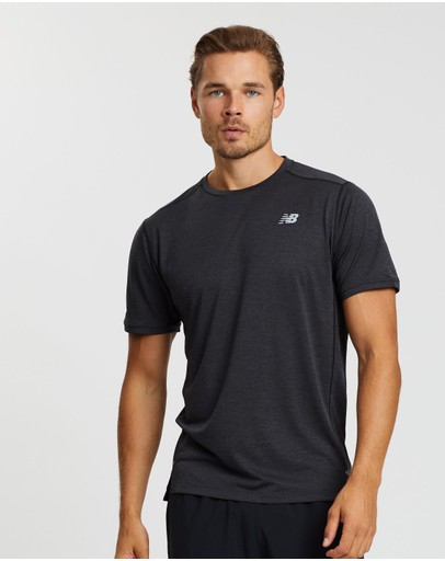 New Balance - Impact Run Short Sleeve Tee