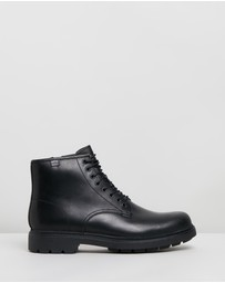 Camper - Hardwood Ankle Boots - Men's