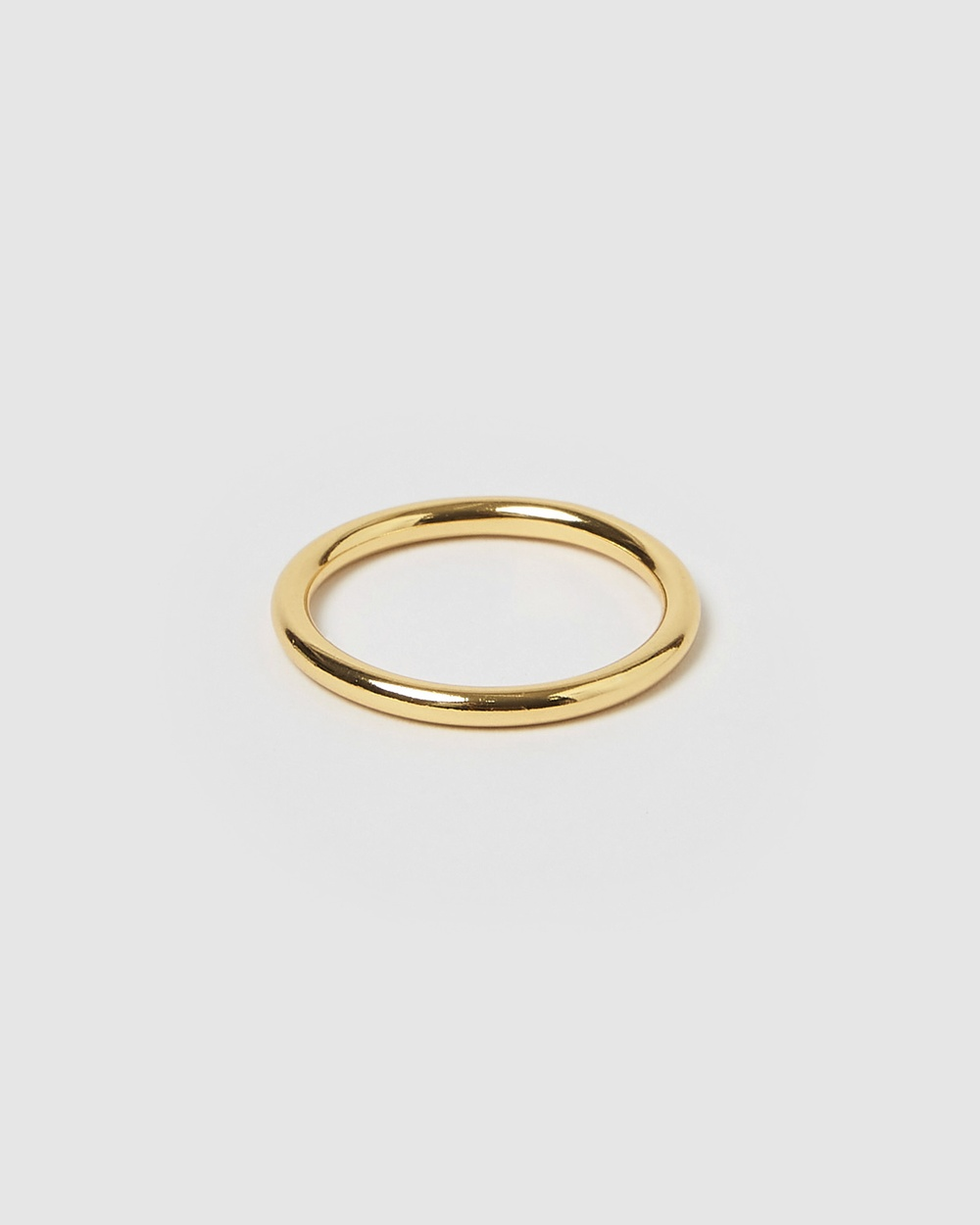 Arms Of Eve Pedro Gold Stacking Ring Jewellery Gold