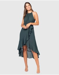 Pilgrim - Hester Midi Dress