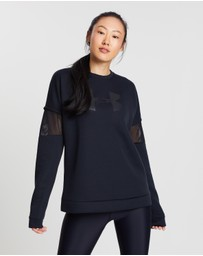 Under Armour - Unstoppable Move Crew Tunic