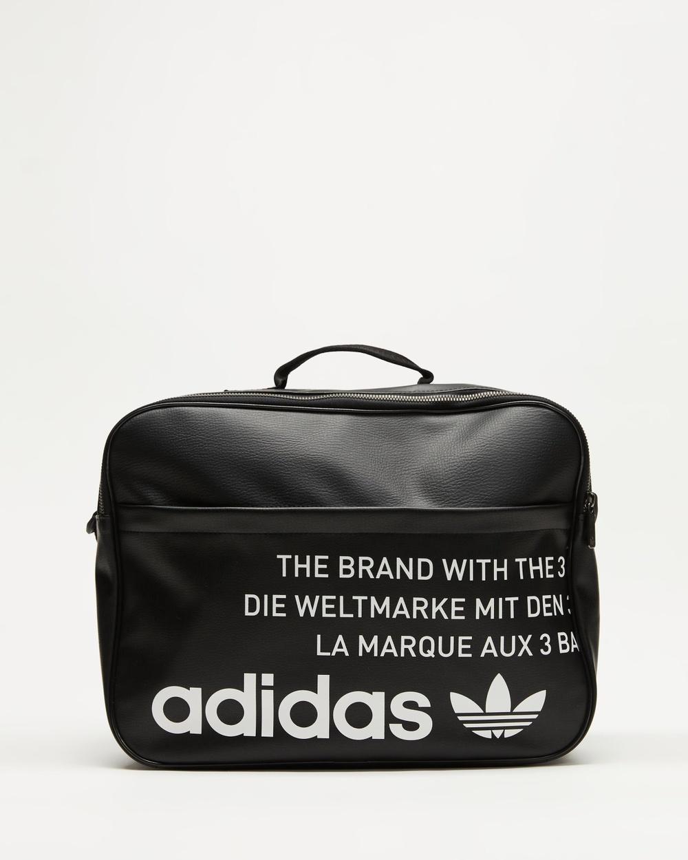 adidas Originals Vintage Airliner Bag Bags Black