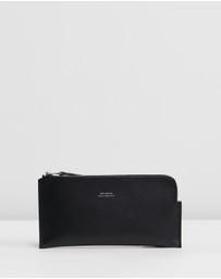 Saturdays NYC - Cash Full-Zip Wallet