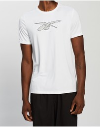 Reebok Performance - Workout Ready Graphic Tee