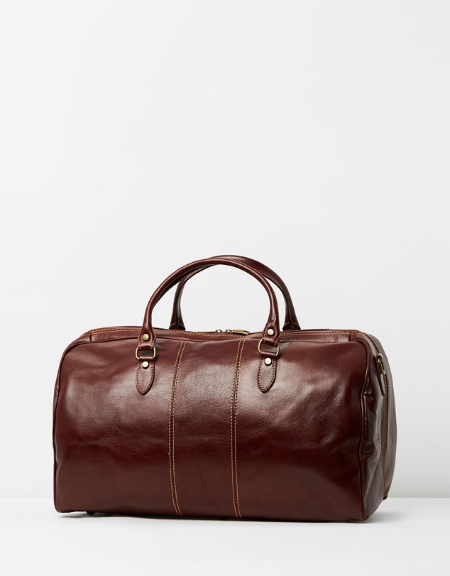 9b39eec857 Leather Duffle Bag by R.M. Williams Online