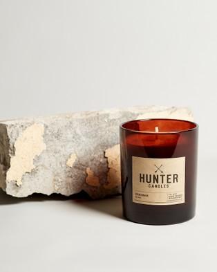 Hunter Candles Deborah Candle - Candles (Amber)