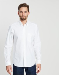 R.M. Williams - Jervis Button-Down Shirt