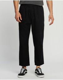 Thrills - Minimal Thrills Work Chopped Elastic Surf Pants