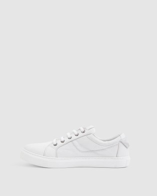 Easy Steps Wales - Lifestyle Sneakers (WHITE)