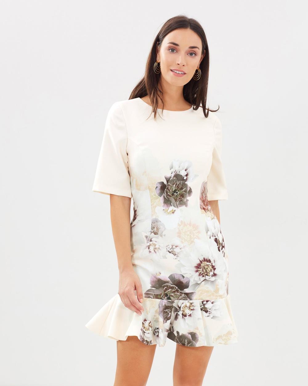 Pasduchas Sorority Flip Dress Printed Dresses Pearl Sorority Flip Dress
