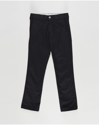 Dickies - Flex Skinny Fit Straight Leg Pant QP801 - Teens