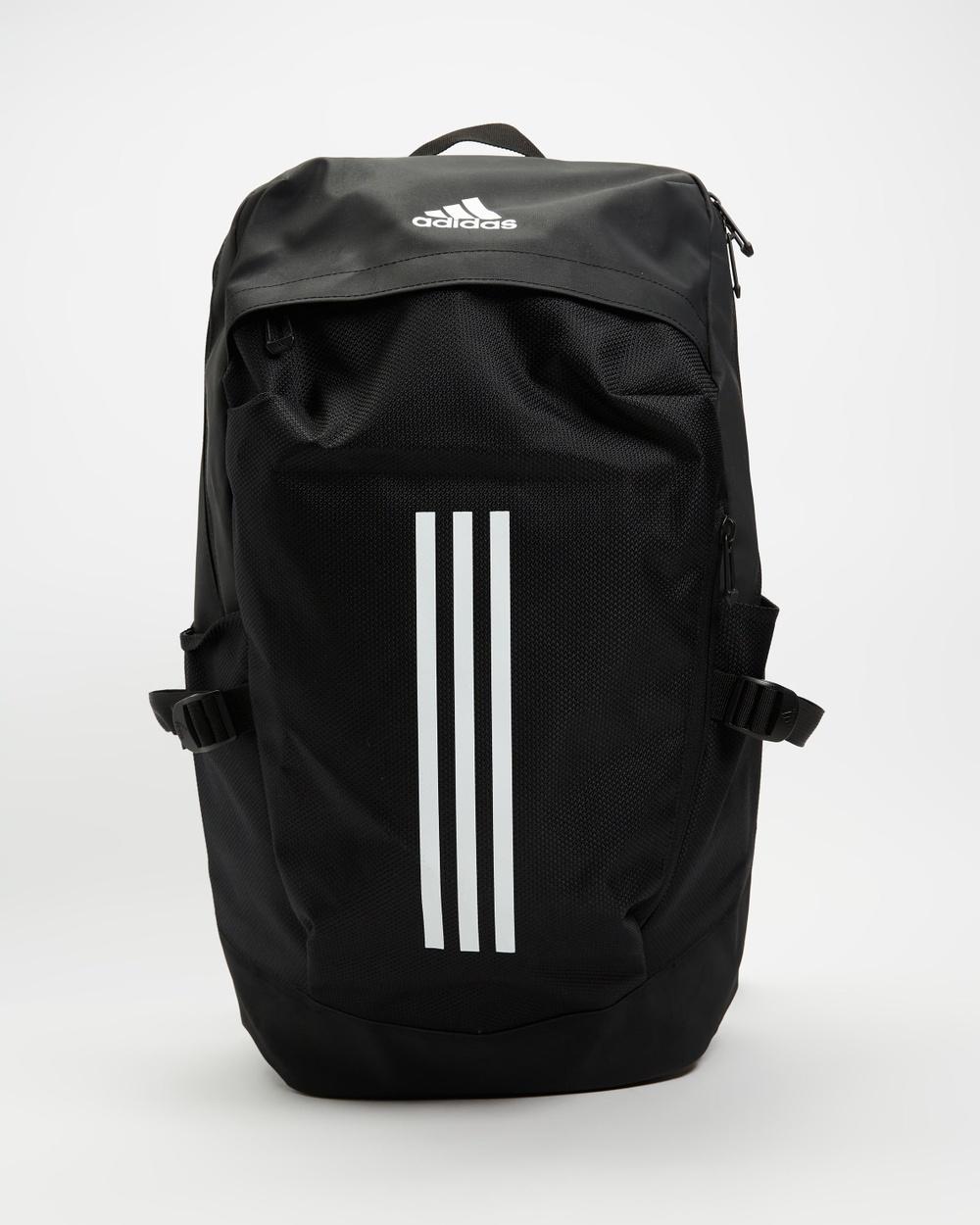 adidas Performance Endurance Packing System Backpack 30L Backpacks Black & White