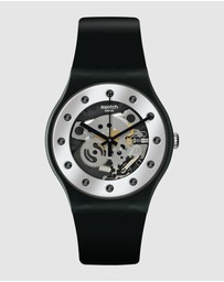 Swatch - SILVER GLAM