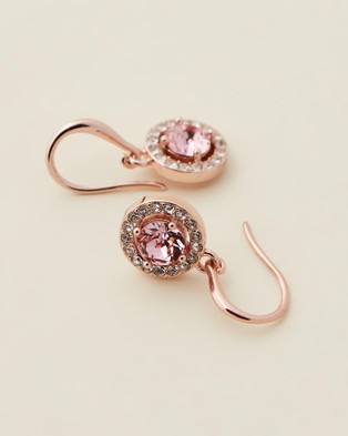 Mestige Nylah Set Jewellery Rose Gold
