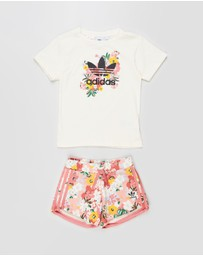 adidas Originals - Short Tee Set - Kids