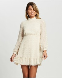 Vero Moda - Lykke LS Short Dress