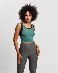 Puma - Train Fitted Crop Tank