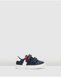 Tommy Hilfiger - Strap Big Flag Sneakers