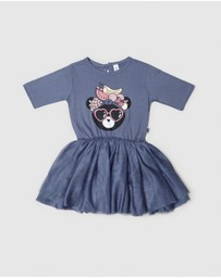 Huxbaby - Fruit Bear Ballet Dress - Kids (2-5 Years)