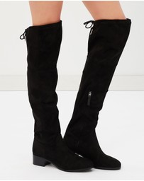 Atmos&Here - ICONIC EXCLUSIVE - Karina Over Knee Boots