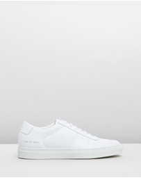 Common Projects - Bball Low Leather - Men's