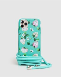 Belle & Bloom - Into The Jungle Phone Case - iPhone 11