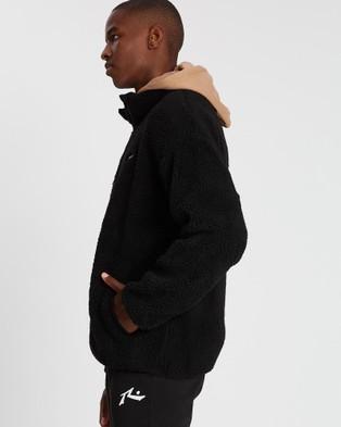 Rusty Big Ted Crew Fleece - Sweats & Hoodies (Black)