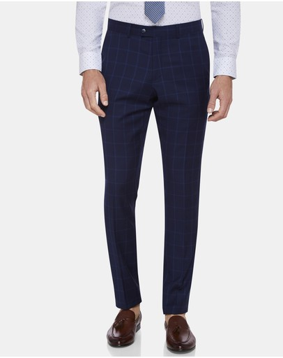 Oxford - Hopkins Wool Suit Trousers