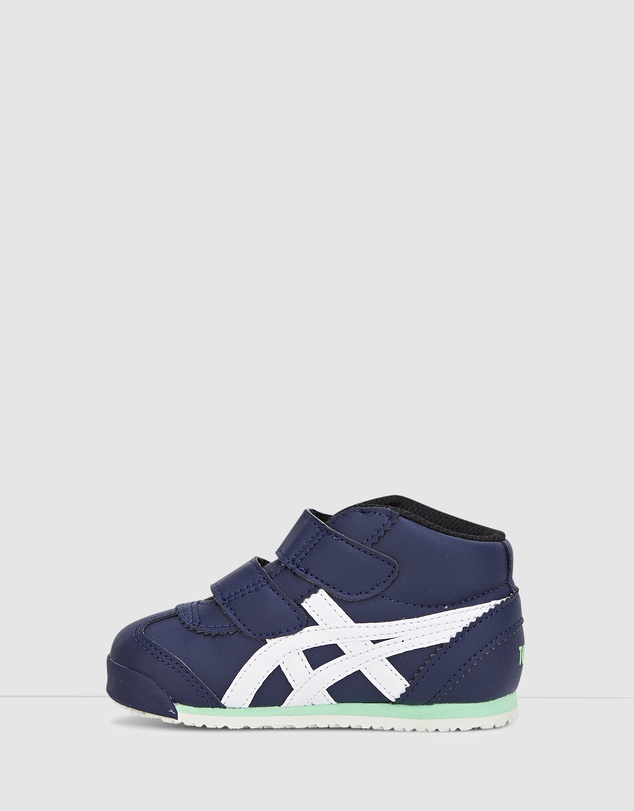 Onitsuka Tiger - Mexico Mid-Runner Strap Toddler Shoes
