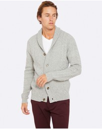 Oxford - LEE CARDIGAN GREY