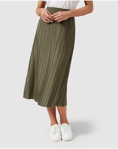 French Connection - Jersey Midi Skirt