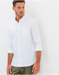 Staple Oxford Shirt