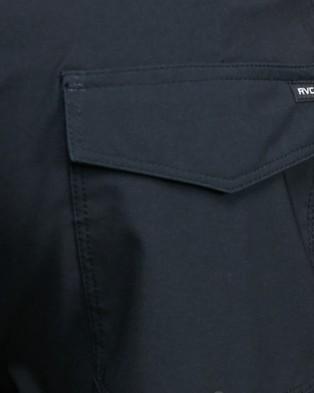 RVCA Apex Trunk - Swimwear (BLACK/WHITE)