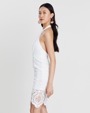 Loreta Keepsake Dress - Bridesmaid Dresses (White)