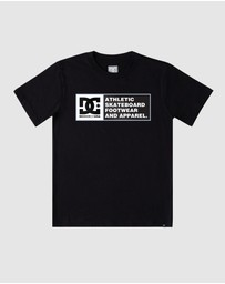 DC Shoes - Youth Density Zone T Shirt