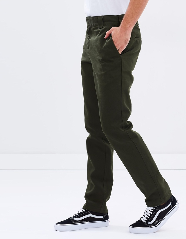 Women 872 Slim Straight Tapered Fit Pant