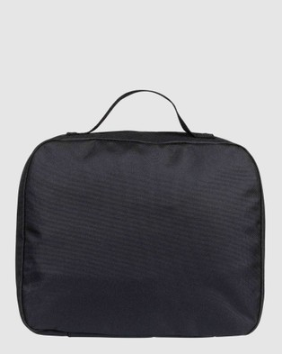 Quiksilver New Chamber Travel Toiletry Bag - Travel and Luggage (Black)