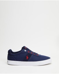 Polo Ralph Lauren - Hanford Recycled Canvas Sneakers