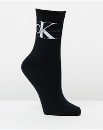 Calvin Klein - Limited Edition CK Jeans Reissue Short Crew Socks