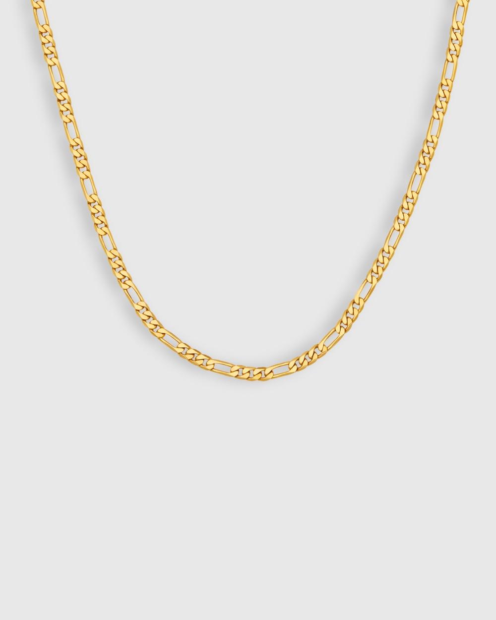 ALIX YANG Jemma Chain Jewellery Gold
