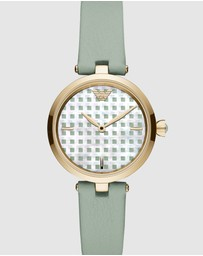Emporio Armani - Green Analogue Watch AR11314