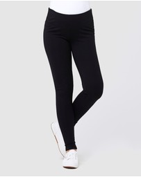 Ripe Maternity - Basic Ponte Pants