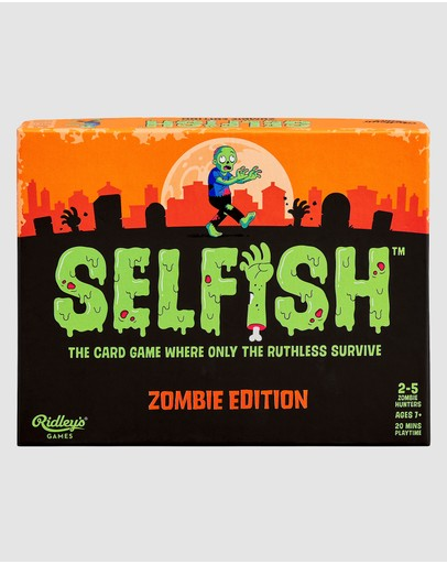 Ridleys - Selfish Zombie Edition Game