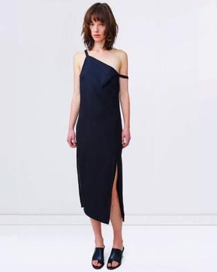 Third Form – Reflection Cami Dress – Dresses (Black)