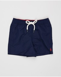 Polo Ralph Lauren - Traveler Swimwear Boxer Shorts - Babies