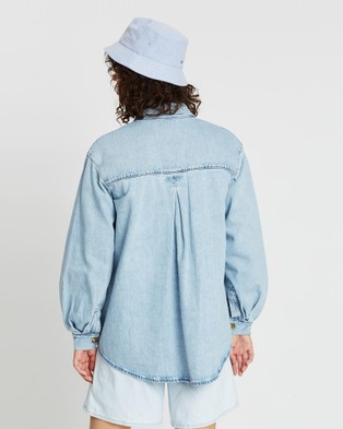 Nobody Denim Artist Jacket - Denim jacket (Revival)