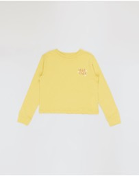 Free by Cotton On - Long Sleeve Tee - Teens